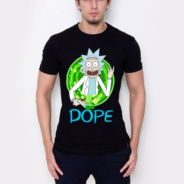 Picture of Rick and Morty 'Dope' T-shirt