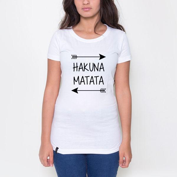 Picture of Hakuna Matata female T-Shirt