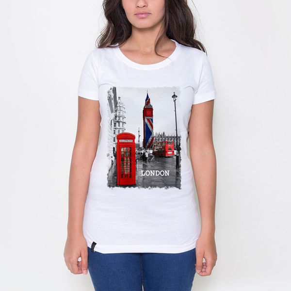 Picture of London female T-Shirt
