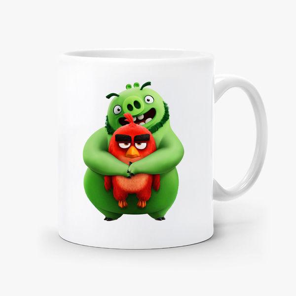 Picture of Leonard & Red Mug