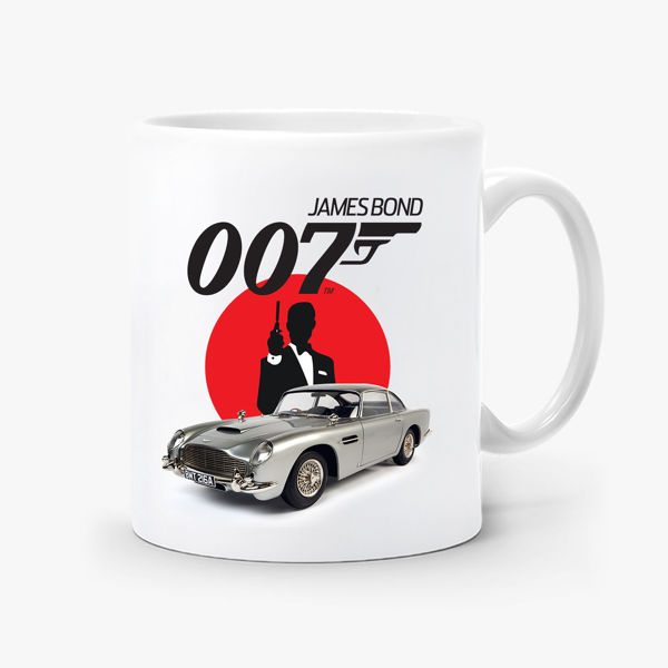Picture of James Bond 007 Mug
