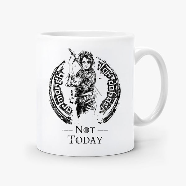 Picture of Not today Mug