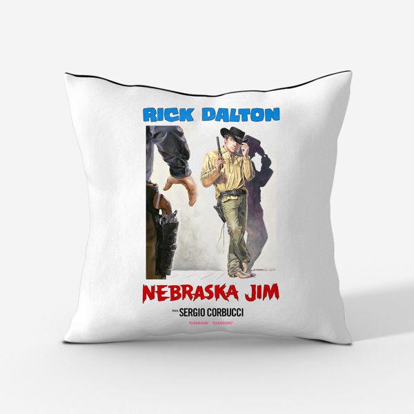 Picture of Nebraska Jim Cushion
