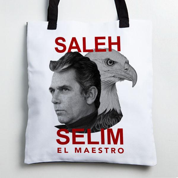 Picture of Saleh Selim Tote bag