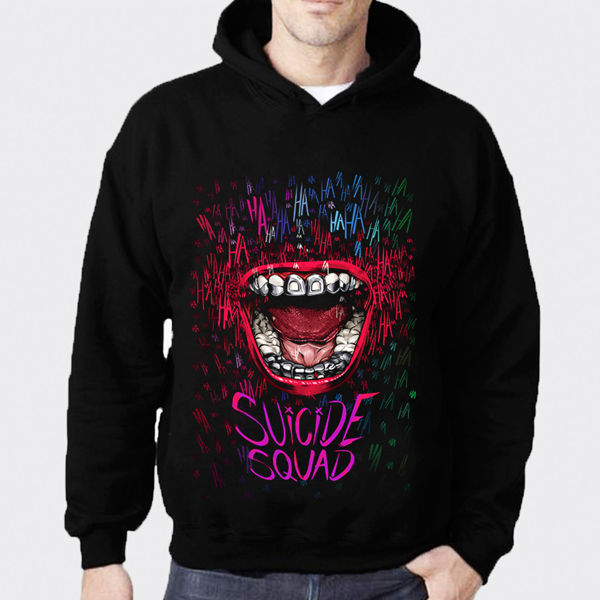 Picture of Suicide Squad Hoodie