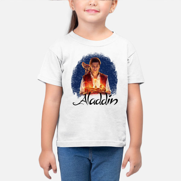 Picture of Aladdin Girl T-Shirt