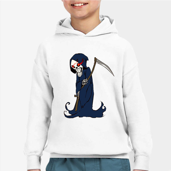 Picture of Grim Reaper boy Hoodie