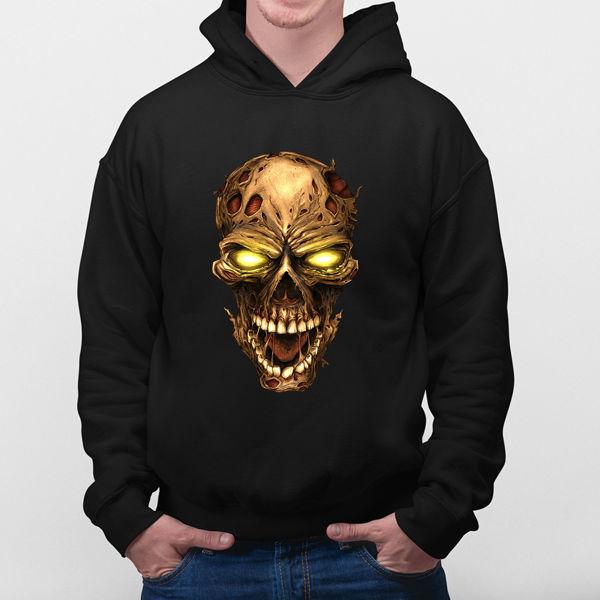Picture of Golden Skull hoodie