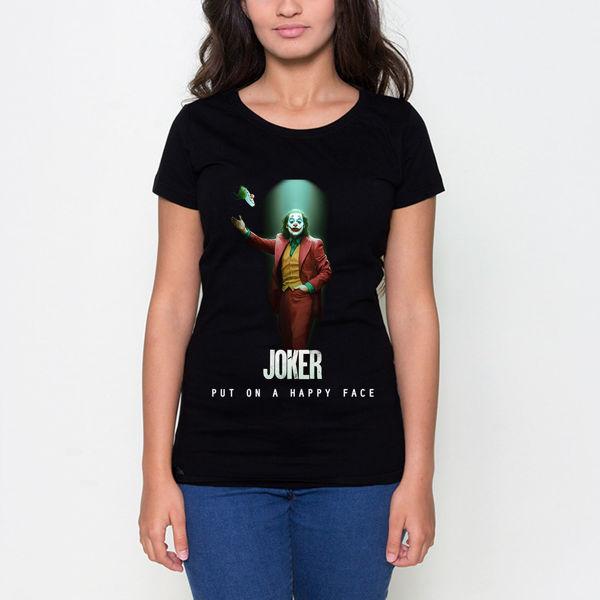 Picture of Joker 2019 Female T-Shirt