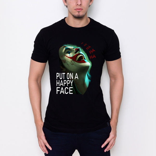 Picture of ha ha ha Joker T-Shirt