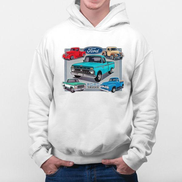 Picture of Vintage Cars Hoodie