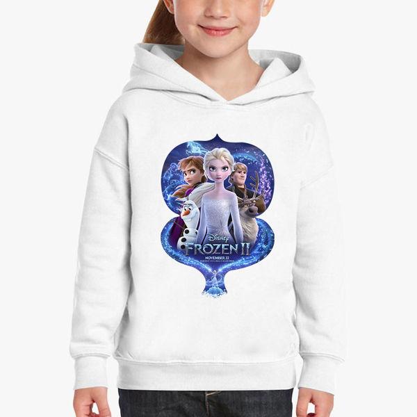 Picture of Frozen II Girl Hoodie