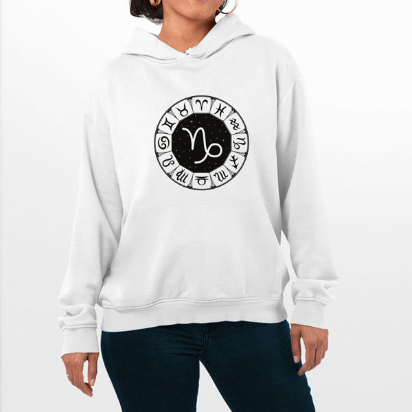 Picture of Capricorn Female Hoodie