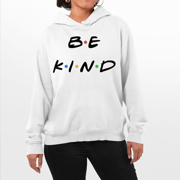 Picture of Be Kind Female Hoodie