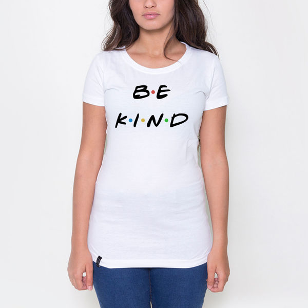 Picture of Be Kind Female T-Shirt