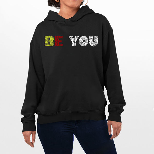 Picture of Be You Female Hoodie