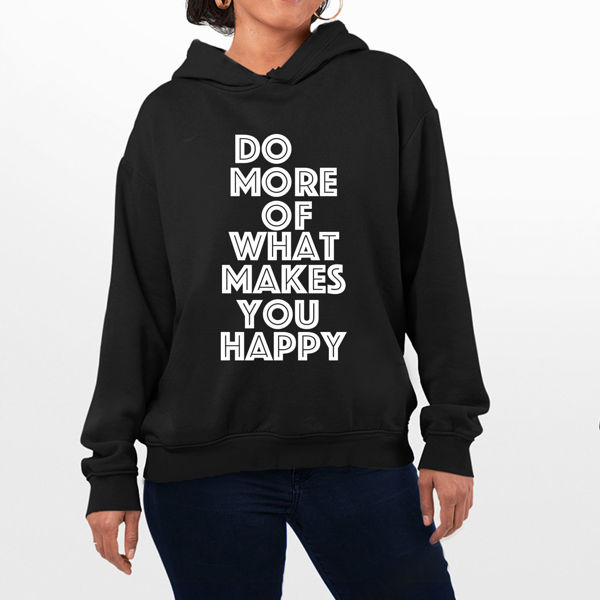 Picture of Do More Female Hoodie