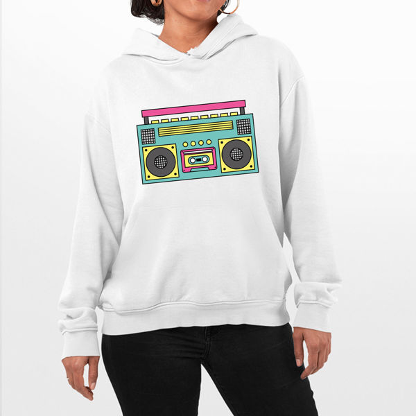 Picture of Cassette Female Hoodie