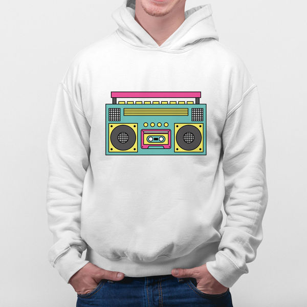 Picture of Cassette Hoodie