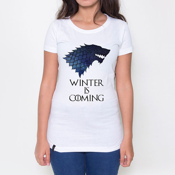 Picture of Winter is coming Female T-Shirt