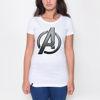 Picture of Avengers logo Female T-Shirt