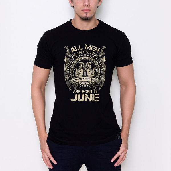 Picture of Born in June T-Shirt