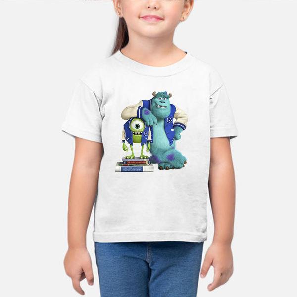 Picture of Sullivan & Wazowski Girl T-Shirt