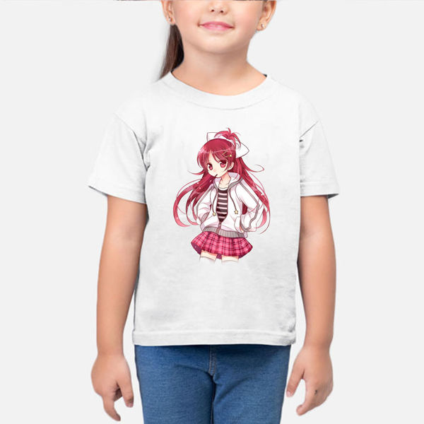 Picture of Anime Girl T-Shirt
