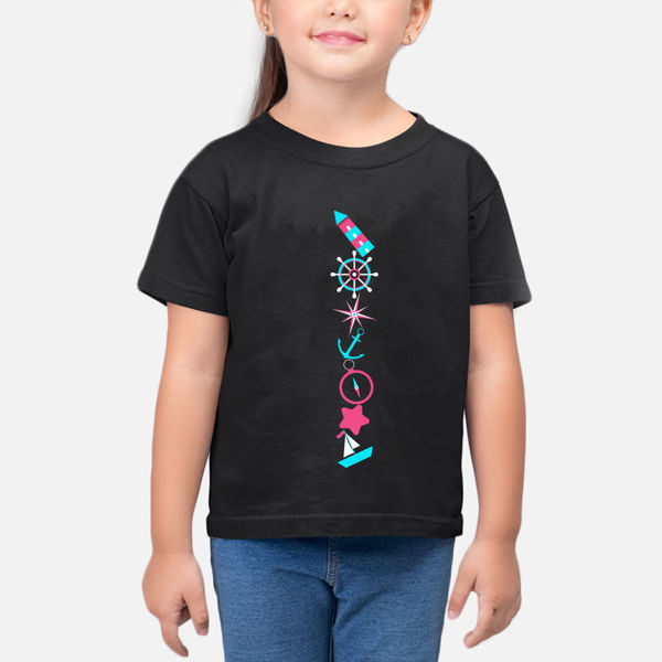Picture of Sailing Icons Girl T-Shirt