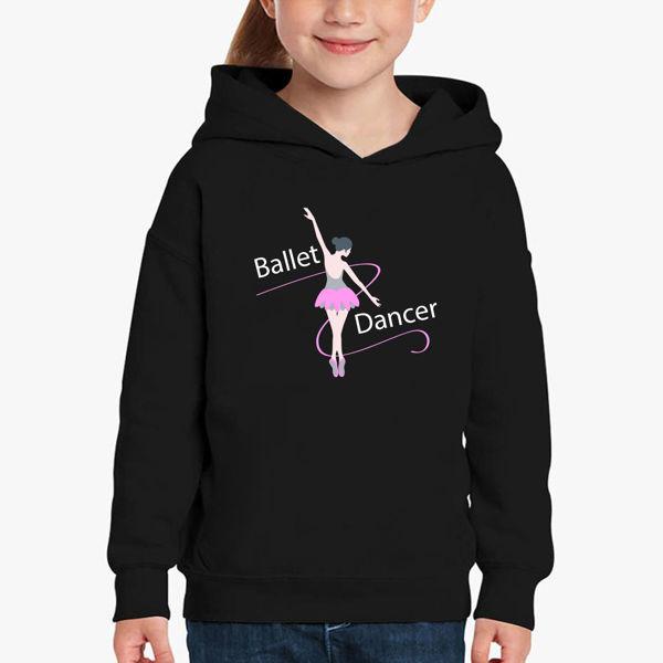 Picture of Ballet Dancer Girl Hoodie