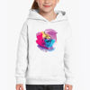 Picture of Colours Ballerina Girl Hoodie