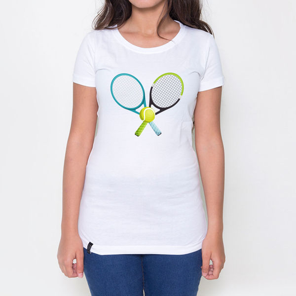 Picture of Tennis Ball Female T-Shirt