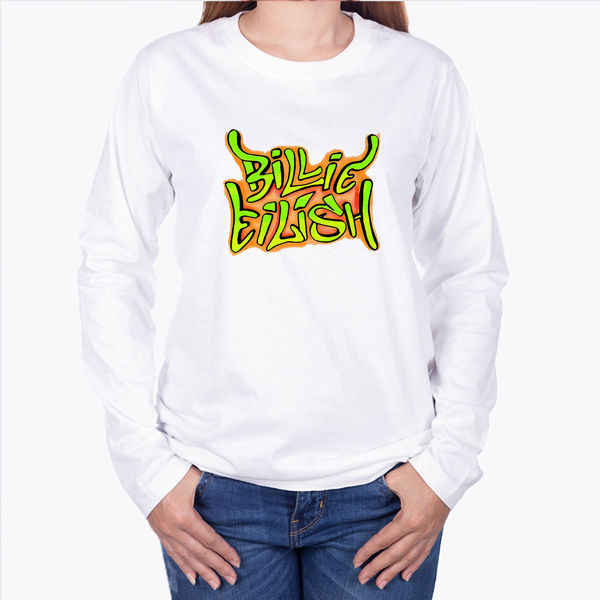 Picture of Billie Eilish Female T-Shirt