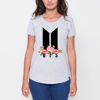 Picture of BTS Floral Female T-Shirt