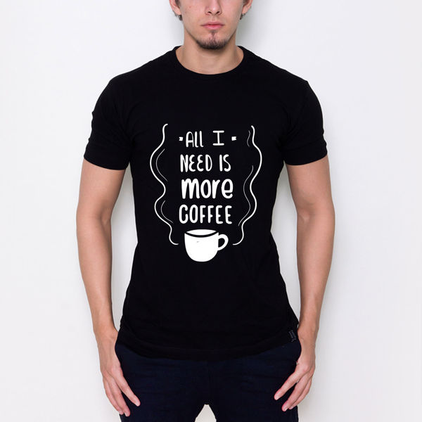 Picture of More Coffee T-Shirt