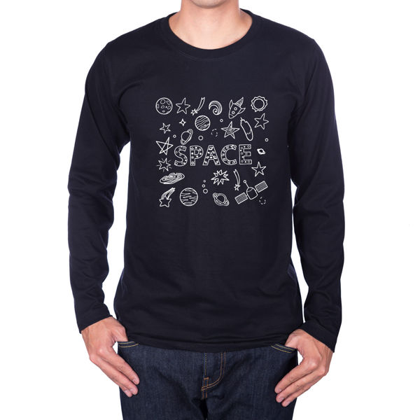 Picture of Space T-Shirt