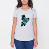Picture of Astronaut Female T-Shirt