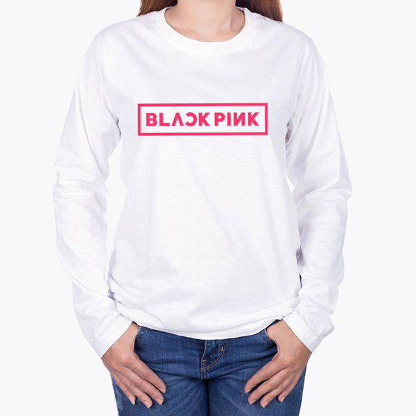 Picture of BLΛƆKPIИK Female T-Shirt