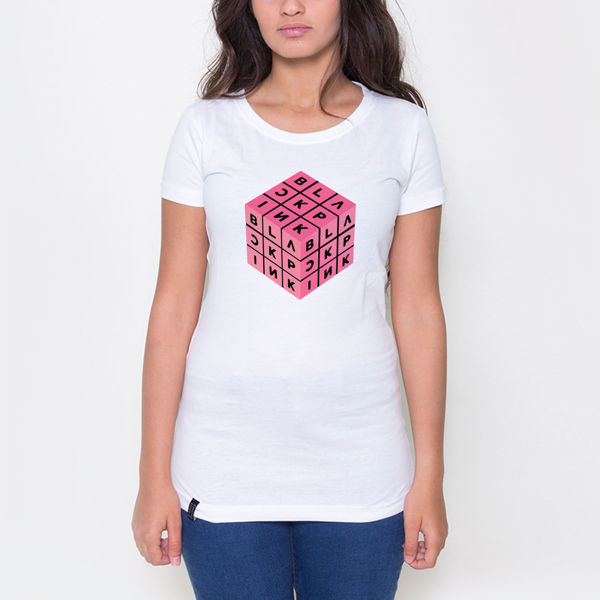 Picture of Blackpink Logo Female T-Shirt