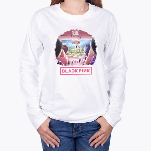 Picture of Blackpink Car Female T-Shirt