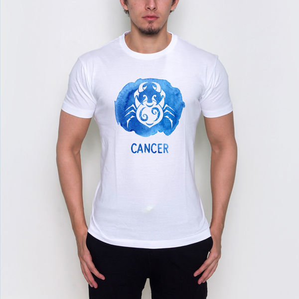 Picture of Colorful Cancer T-Shirt