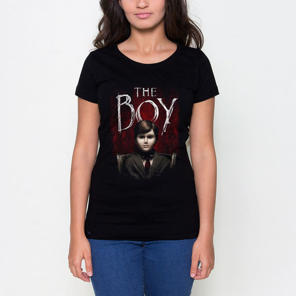 Picture of the boy Female T-shirt