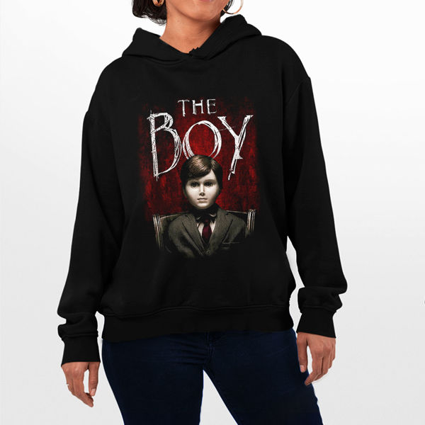 Picture of The boy  Female hoodie