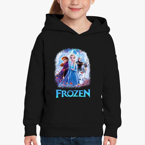 Picture of frozen Girl Hoodie