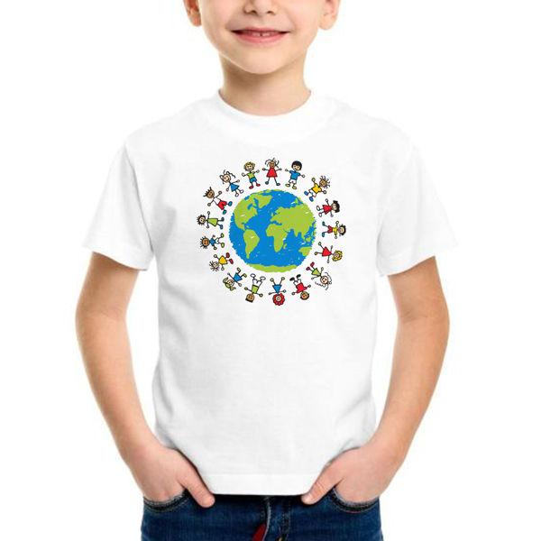 Picture of World Children's Day  BoyT-Shirt