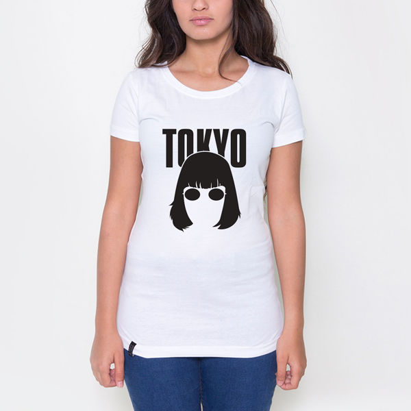 Picture of Tokyo female tshirt