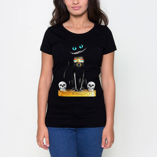 Picture of Bastet female T-shirt