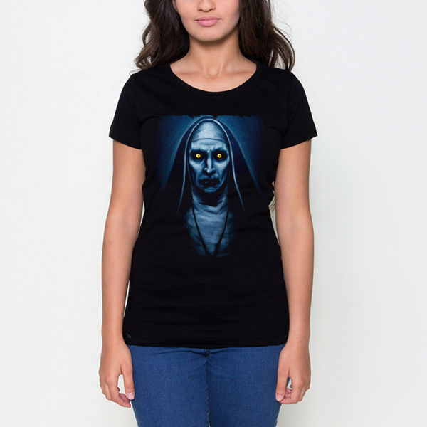 Picture of The nun female T-shirt