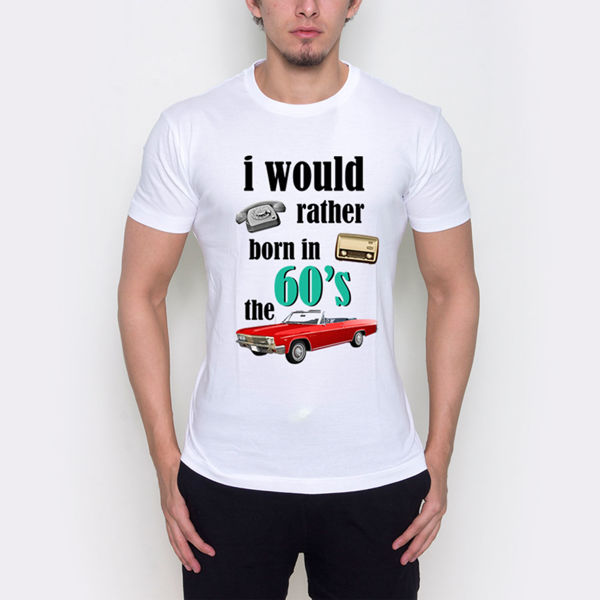 Picture of The 60's T-shirt