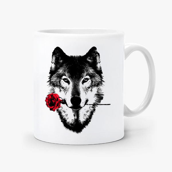 Picture of Wolf Mug
